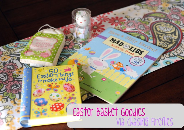 Easter Basket Goodies