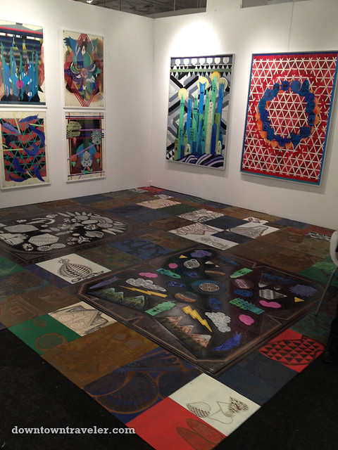 Volta NY Art Show_Jens Schubert prints
