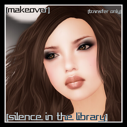 [mock] Silence in the libary Makeover by Mocksoup