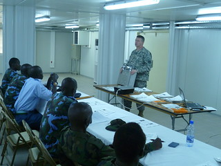 Army Africa, Tennessee National Guard ADAPT personnel journey to Uganda