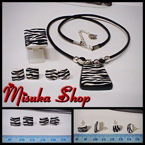 CONJUNTO CEBRA by Misuka Shop