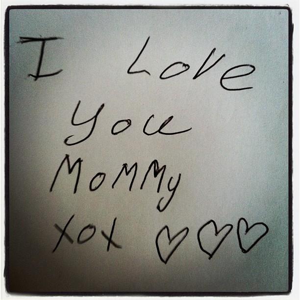 Love letter :)