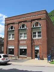 Benham, Kentucky Post Office