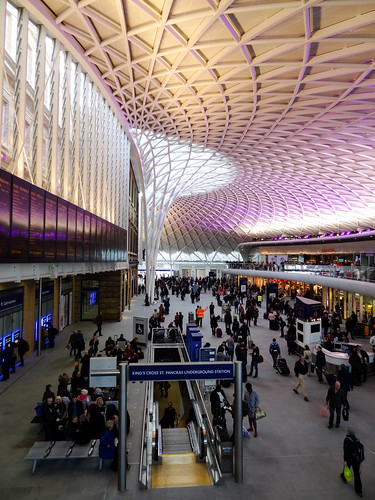 King's Cross Station-3