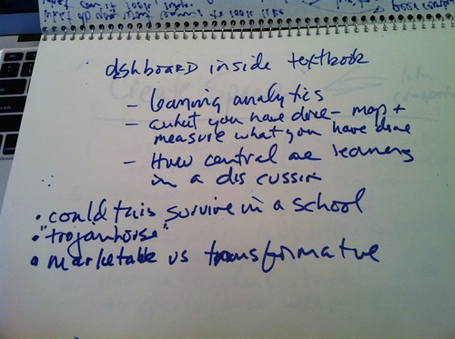 Table Notes 2 of 2 by David Jakes & our #beyondthetextbook group