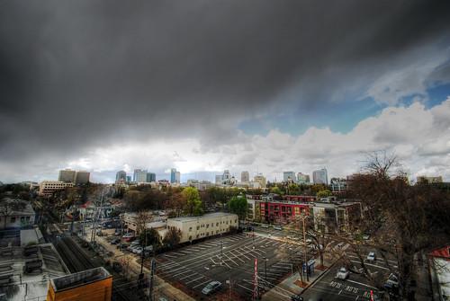 Sacramento's Springtime Storms 7 HDR