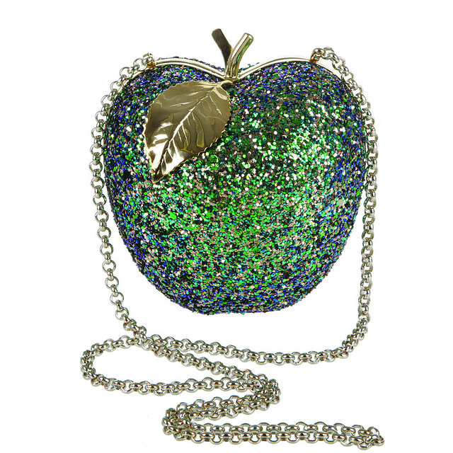 Anya Hindmarch - Apple Clutch (2).JPG