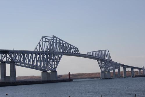 東京ゲートブリッジ2012年2月12日開通