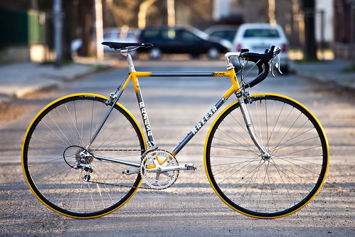Razesa Columbus steal Road Bike