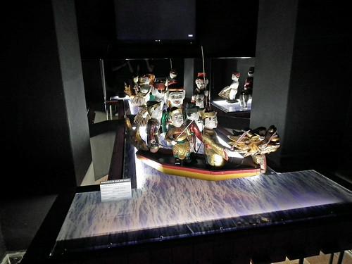 Vietnamese Puppets at Museu da Marioneta (Puppet Museum), Lisboa. (Lisbon. 2011)