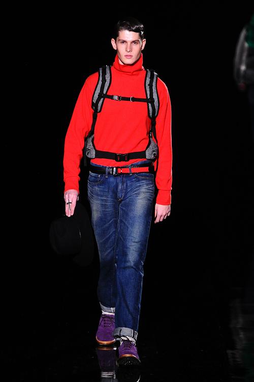 FW12 Tokyo PHENOMENON023_Diogo Wenzel(Fashion Press)