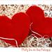 ¡Feliz Día de San Valentín!  ♥  Happy Valentine's Day! by Miss Mandarina