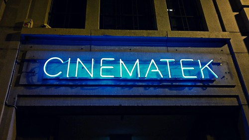 Cinematek, Bruselas