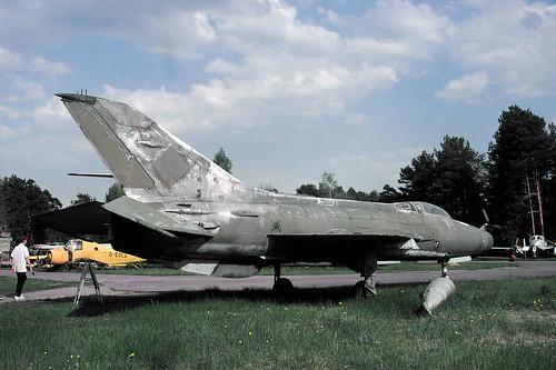 MiG21 22+87