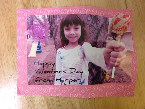 Harp Valentine