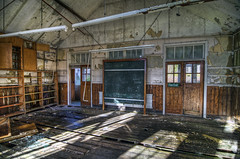 Abandoned School 8_HDR