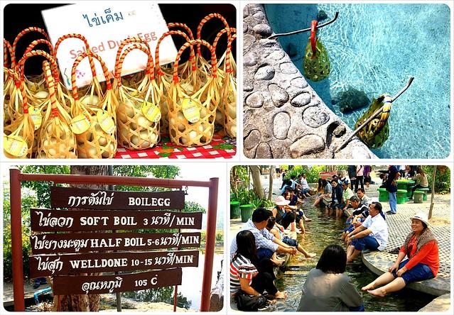 sankamphaeng hot springs thailand