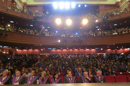 Remise des diplomes Mastères Spécialisés ESCP Europe
