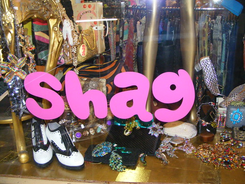 Shag,  An indie boutique in Melbourne, Australia