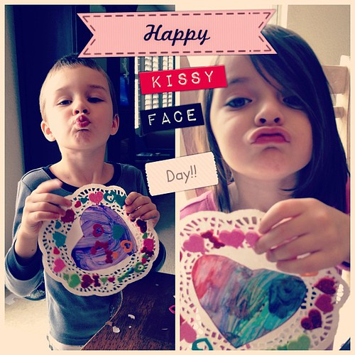 Happy Kissy Face Day Y'all!!