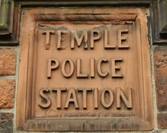 Temple Police Station