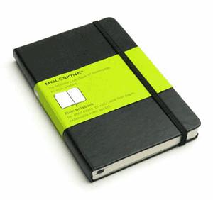 Moleskine Notepad
