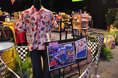 Cars Land costumes