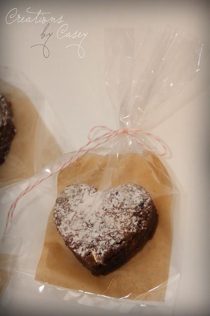 Brownie Favors