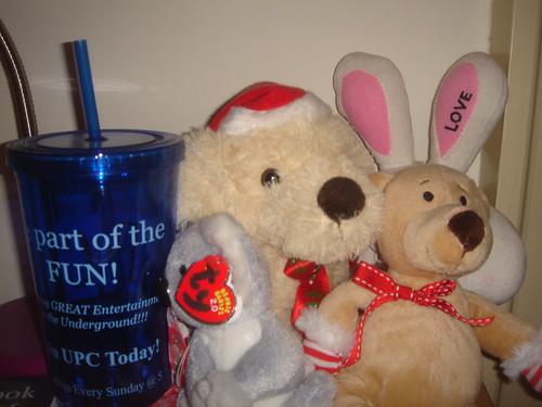 teddy bears and FUN bottle