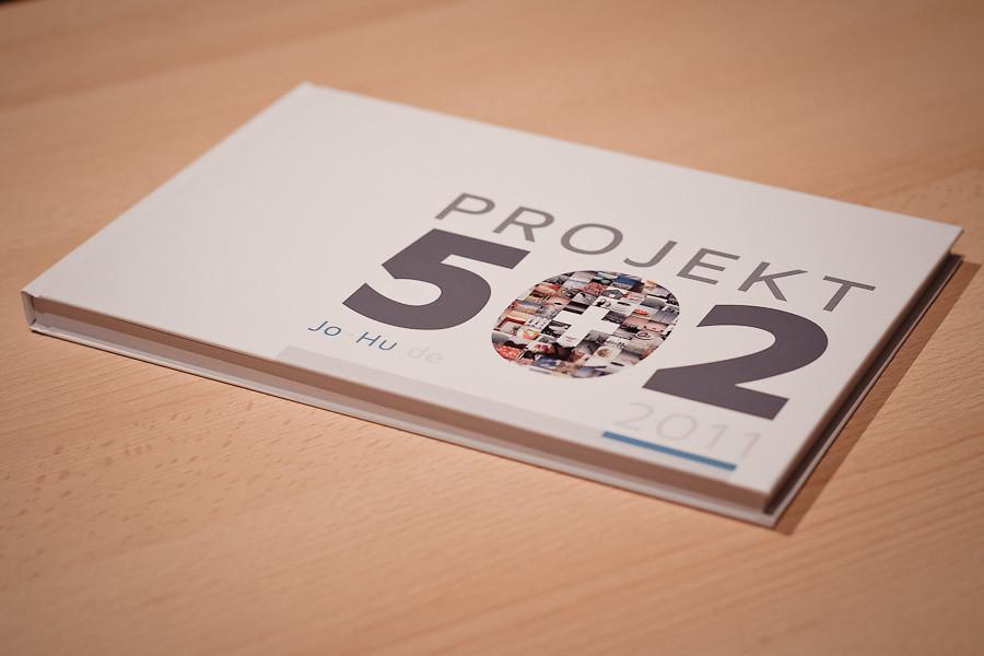 PROJEKT 50 + 2 - Fotobuch