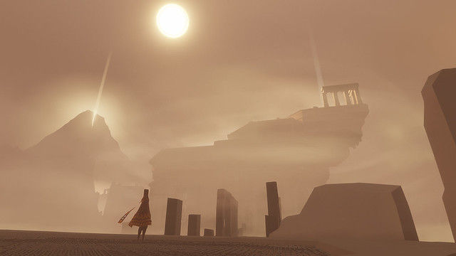 Journey for PSN: Tower