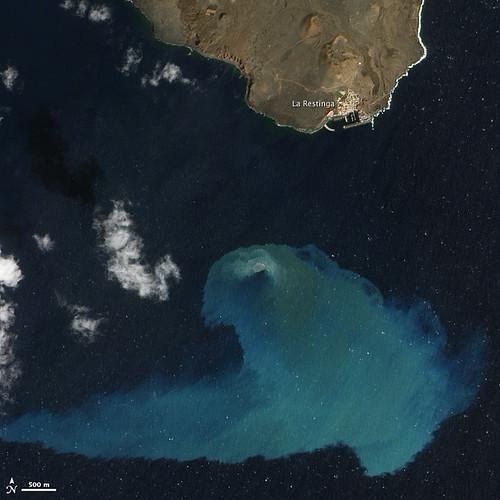 La imagen de la erupción galardonada