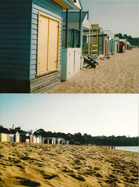 Beach Huts, Mount Martha