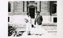 Helen Miles Davis (1895-1957) and Francis Ernest Lloyd (1868-1947) by Smithsonian Institution