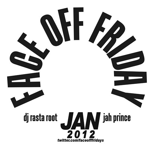 Face Off Friday January 2012 Promotion Mix