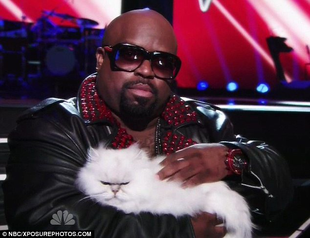 cee lo and purrfect 2