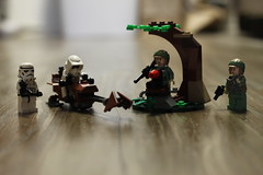 Endor Trooper & Imperial Trooper Battle Pack