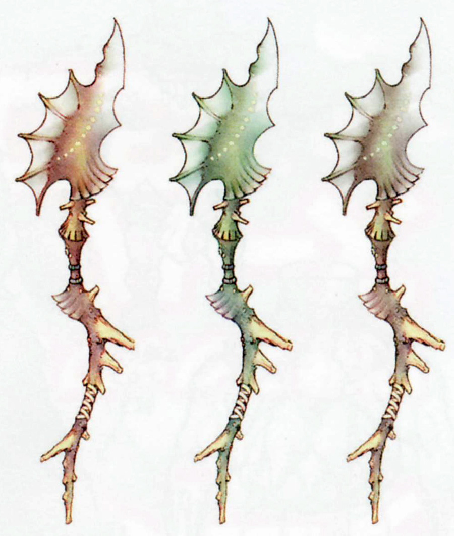 TP Zora Weapons