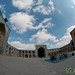 Fisheye View of Jameh Mosque - Esfahan, Iran