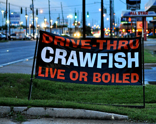 Drive-Thru Crawfish