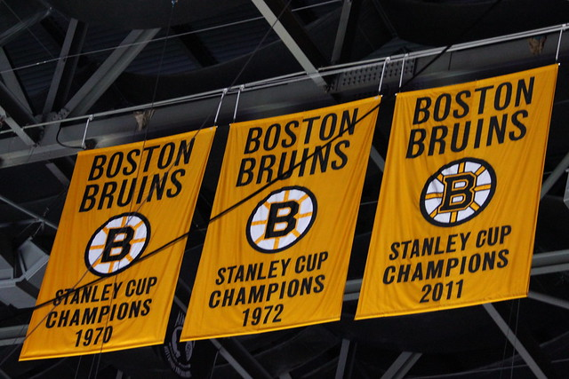Bruins Stanley Cup 2011 Flag