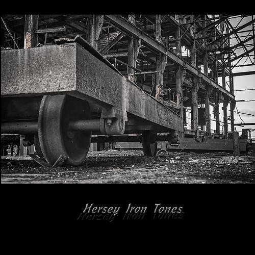 Hershey Iron Tones by Rey Cuba