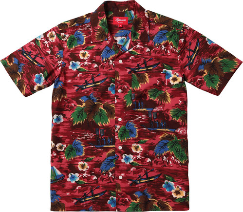 Supreme / Hawaiian Shirt