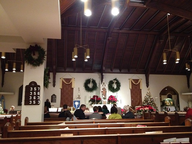 Christmas - Church of the Holy Spirit