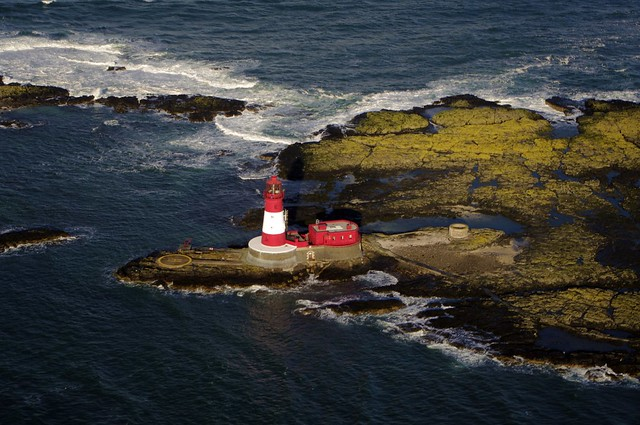 Longstone Lighthouse, Farne Islands, Northumberland