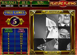 It's a Mystery! Slot Bonus Feature