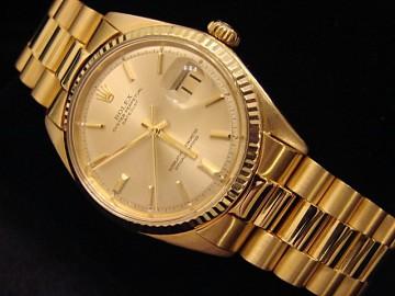 Rolex President 18k Gold