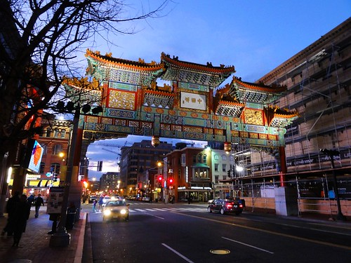 Washington DC Chinatown