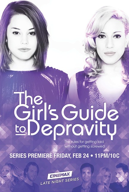 The Girl's Guide to Depravity on Cinemax