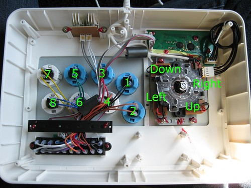 6928884801_4f42e3cffe racketboy com \u2022 view topic universal arcade stick system Joysticks Connections Diagram at nearapp.co